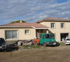 semi autoconstruction d une maison en 1 2 niveau