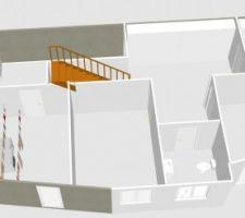 Modification vite-fait sweet home 3d sous-sol