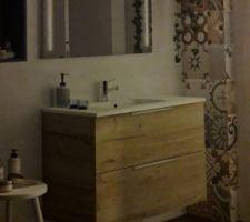 Idée salle d'eau filles