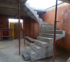19/02/2020 escalier terminé