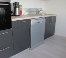 Cuisine à 1 euro Maisons Pierre : Lave-vaisselle