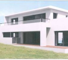 Visualisation 3D de la maison