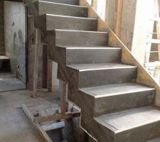 Une idée d?escalier (j?adore!!)