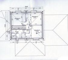Plan du R+1