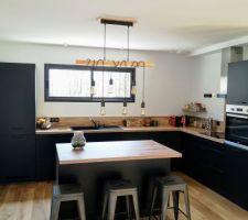 La cuisine de Thorgard + 11 autres photos