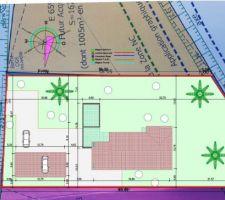 Nouveau plan de masse avec expo plein sud