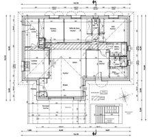 Plan de la maison définitif