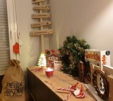 Premier Noël,  une déco sobre et chaleureuse