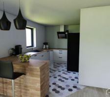 Visuel aménagement cuisine