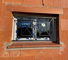 Grilles de protection garage