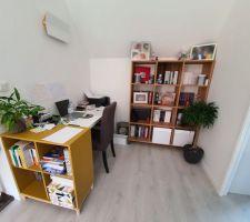Bureau de la mezzanine