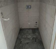 Pose du carrelage et faïence wc