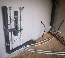 Arrivée d'eau / Plomberie / Chauffage