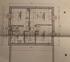 Plan Maisons Alysia Étage