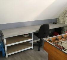 Bureau pour Cyprien