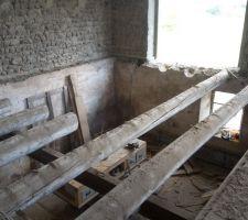 Démolition plancher