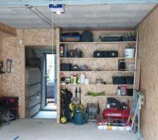 Doublage garage
