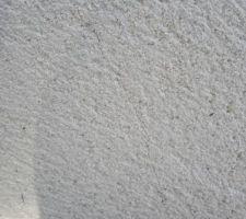 Fissures, jointure sous sol béton banché et étage sipoRex.