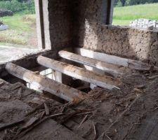 Démontage plancher