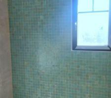 Zellige de notre salle d'eau