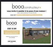 Invitation Booa Construction