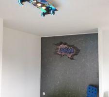 Luminaire chambre enfant 1