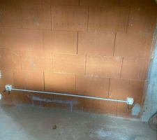 Prises garage