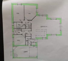 1ers plans de notre projet