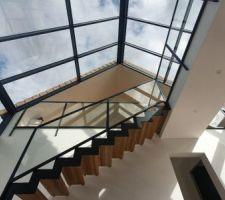 Le toit de verre et l'escalier de not_so_lost + 9 autres photos