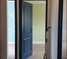 Chambre 2 vue de la chambre 1