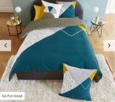 Inspiration parure de lit pour la chambre parentale