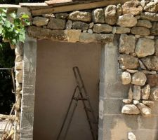 Cabanon en pierre