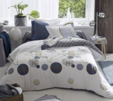 Une des futures parures de lit