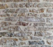 Mur de l'entrée et la red touch