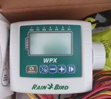 Programmateur Rain Bird 4 voies pour arrosage automatique