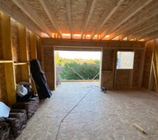 Réalisation du toit terrasse