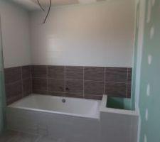 Faience salle de bain enfants