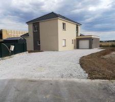 maison 7 pieces avec sarl eco construction