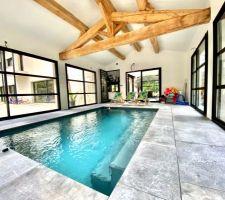 La piscine carrelée de Nic31 + 7 autres photos