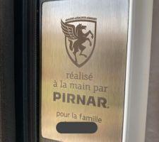 Porte d'entrée Pirnar avec Biométrie