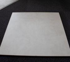 Carrelage Rez de chaussée (60 cm * 60 cm)