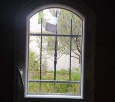 LA fenêtre réussie, celle du garage