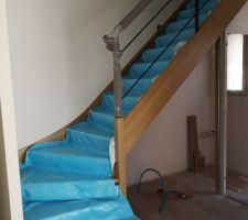 Escalier groupe Riaux