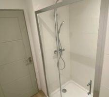 La douche des petits