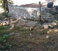 Muret pierre suite