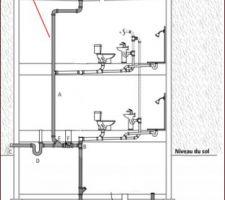 Plan installation wc 2