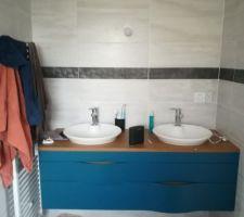 Meuble salle de bain Decotec Illusion