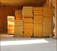 Panneaux isolair 100mm
