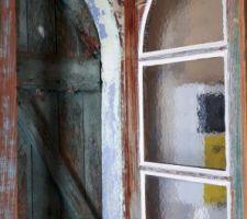Fenêtre prête à peindre