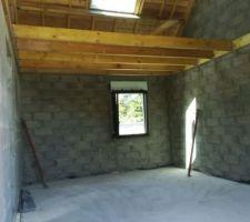 Vue générale intérieur (ancien garage)